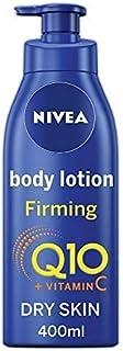[Nivea ] 乾燥肌、400ミリリットルのためのニベアQ10ビタミンCファーミングボディローション - NIVEA Q10 Vitamin C Firming Body Lotion for Dry Skin, 400ml [並行輸入品]