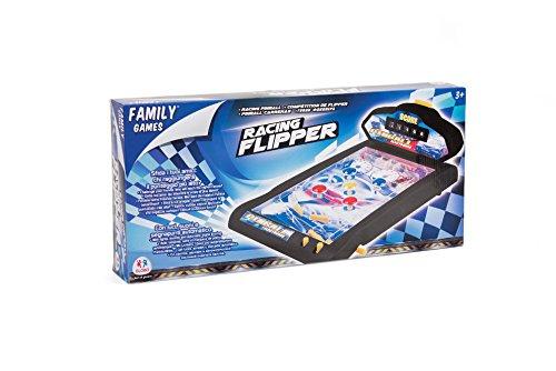 Globo S.P.A- Flipper da Tavolo, Multicolore, 850743