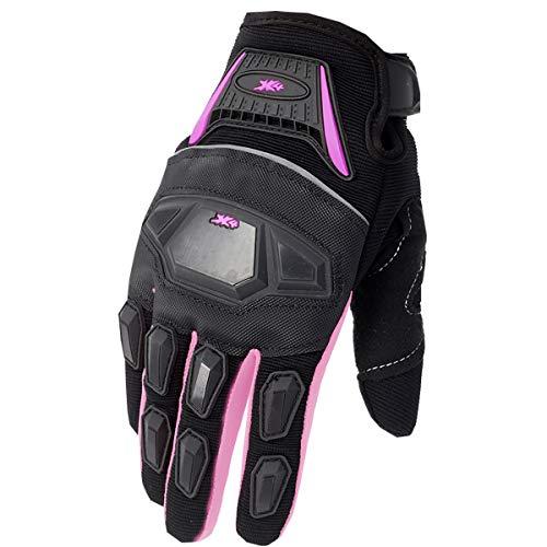 X4 Street Bike Full Finger Motorcycle ATV Gloves