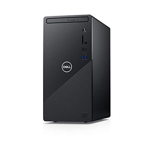 Dell Inspiron Desktop 3880 - Intel Core i3 10th Gen, 8GB Memory, 1 TB Drive, Windows 10 Home (Latest Model) - Black