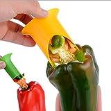 Pongaps - Separador de núcleo de Tomate y Pimienta