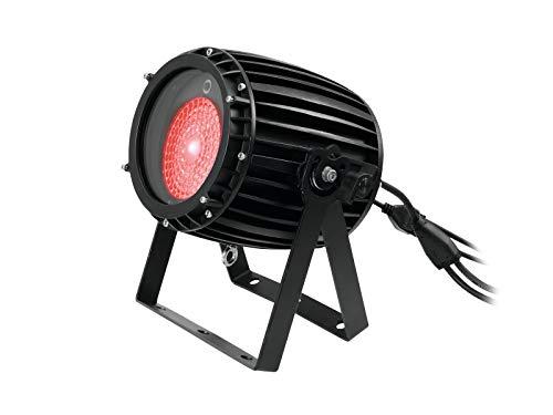 EUROLITE LED IP PAR Z60 RGBW | Wetterfester DMX-Strahler (IP65) mit 60-W-LED mit RGBW & Zoom (4 bis 32°)