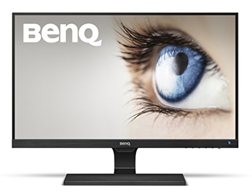 BenQ EW2775ZH - Monitor de 27' FullHD (1920x1080, 4ms, 60Hz, 2x HDMI, AMVA+, altavoces, Eye-care, Sensor Brillo Inteligente,...