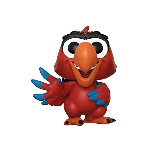 Funko- Pop Vinyl: Disney: Aladdin: Iago Figura de Vinilo, Multicolor, talla única (35756) , color/modelo surtido 1