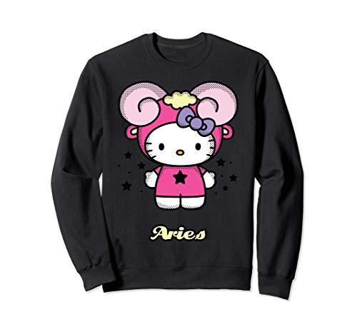 Hello Kitty Aries Star Sign Sweatshirt
