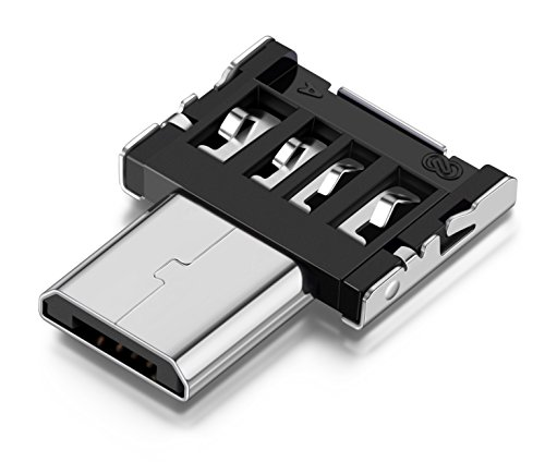『Eximone 小型 USB 3.0 カードリーダー Micro USB USB 3.1 Type C 変換アダプター 変換 OTG Micro SD/SDXC/TF』の3枚目の画像
