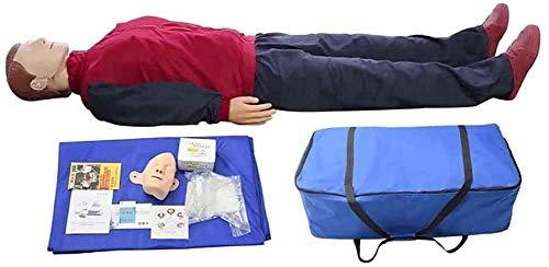 Full Body CPR Adult Medical Dummy Mannequin Reanimatie Simulator voor Onderwijs Onderwijs Onderzoek