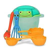 Melissa & Doug Sunny Patch Seaside Sidekicks Sand Baking Play Set