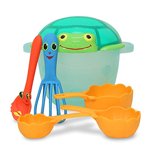 Melissa & Doug Seaside Sidekicks Sand Baking Set Now $7.49 (Was $13.99)