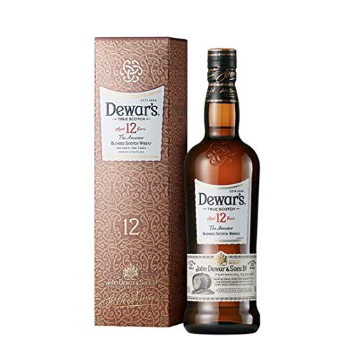 Dewar's 12 Whisky Scotch...