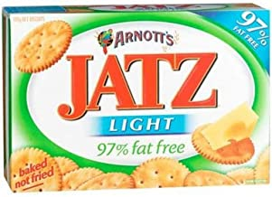 Arnotts Crackers Jatz 97% Fat Free 180gm