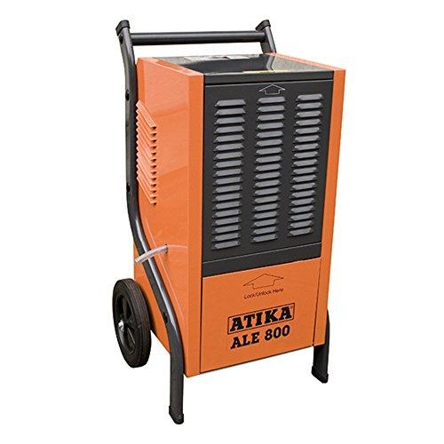 ATIKA ALE 800 Bautrockner Luftentfeuchter Trockner Entfeuchter | 230V | 1200 Watt