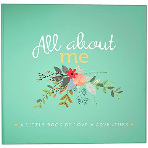 RubyRoo Baby Memory Book Baby Journal | Baby Book of