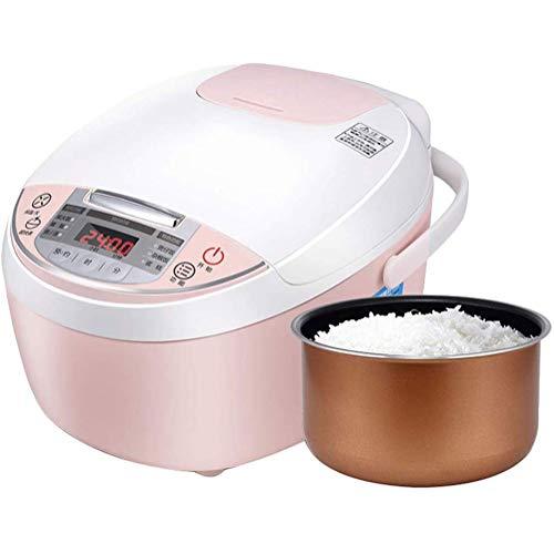 Lcxghs Arrocera, Mini Olla de arroz, Inteligente Arrocera, pequeño Multi-función de Cocina...