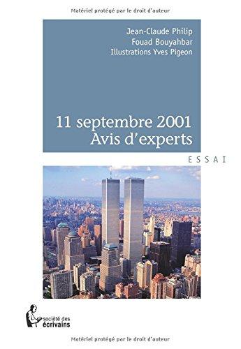 11 SEPTEMBRE 2001 - AVIS d'EXPERTS