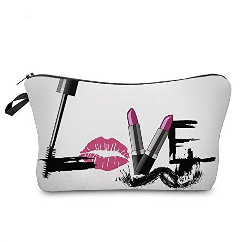 Sloth Cosmetic Bag Waterproof Printing Swanky Turtle Leaf Toilet Bag Custom Style for Travel 41173