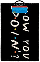 Friends GP85124 How You Doin Outdoor Doormat