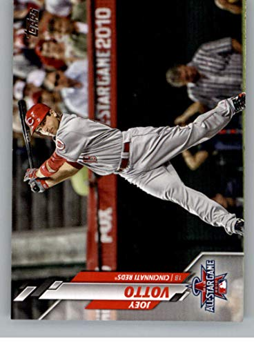 2020 Topps Update Baseball #U-272 Joey Votto Cincinnati Reds All-Star Official MLB Traded/Highlights/Update Trading Card From The Topps Company in Raw (NM or Better) Condition