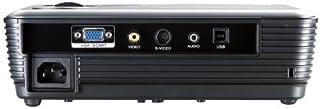 Optoma EP726s DLP, 2300 Lumen, XGA Multimedia Data Projector,Black