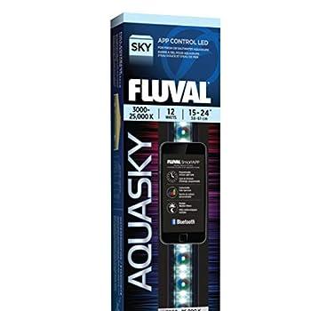 Fluval AQUASKY 2.0 LED Aquarium Light 15-24