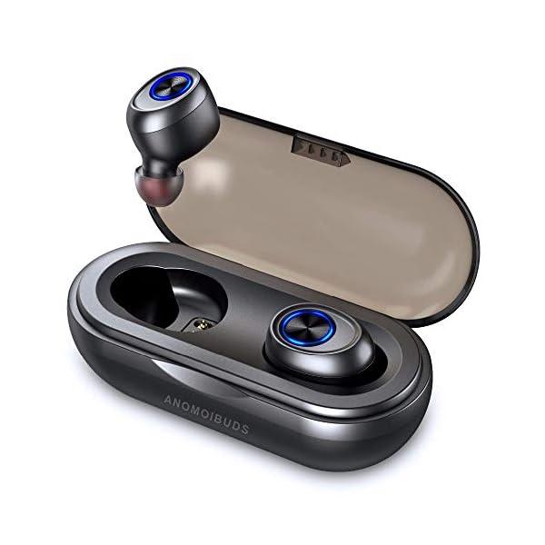 Wireless Earbuds Bluetooth Headphones 5.0 with Charging Case Sweat-Proof Sports Wireless Earphones 3