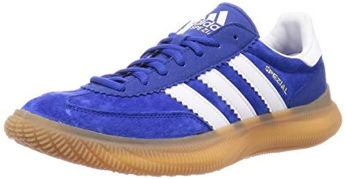 adidas HB Spezial Boost, Soccer Shoe Mens, Aznobl/Ftwbla/Dormet, 32 EU