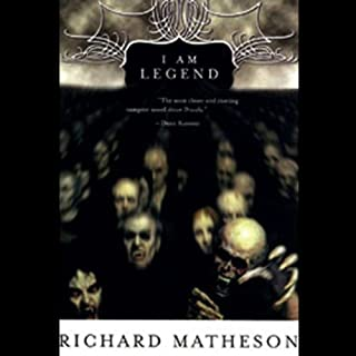 I Am Legend                   By:                                                                                                                                 Richard Matheson                               Narrated by:                                                                                                                                 Robertson Dean                      Length: 5 hrs and 20 mins     1,281 ratings     Overall 4.4