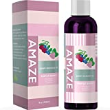 Aromatherapy Grade Sensual Massage Oil for Couples Massage - Skin Care Body Oil for Dry Skin - Natural Anti Aging Relaxing Massage Oil with Jojoba Oil Sweet Almond Oil Coconut & Vitamin E Oil