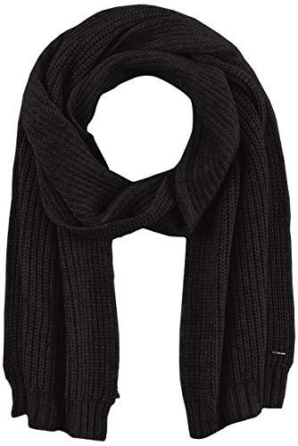 BOSS Damen Namaren Schal, Schwarz (Black 001), One Size (Herstellergröße: STÜCK)