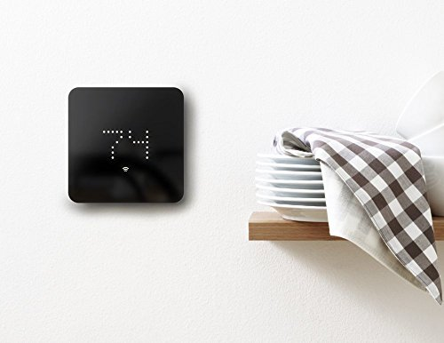 ZEN Thermostat - Black