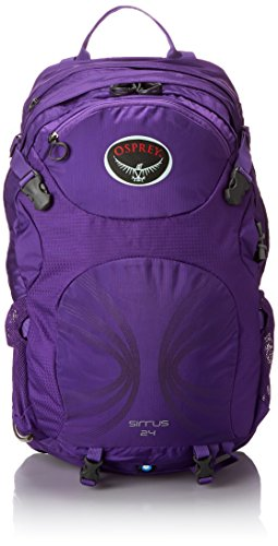 Osprey Packs Women's Sirrus 24 Backpack (2016 Model), Purple Orchid, Small/Medium