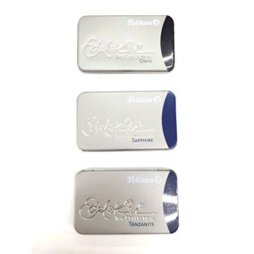 ペリカン万年筆インクカートリッジオニキスエーデルシュタイン1箱正規輸入品