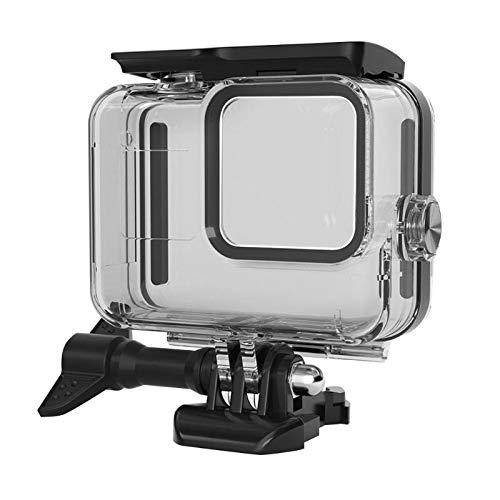 MeterMall CE Camero Opbergtas voor GoPro Hero 8 Zwart Actie Camera 60m Waterdichte Case Beschermende Behuizing Cover Hard Shell Frame