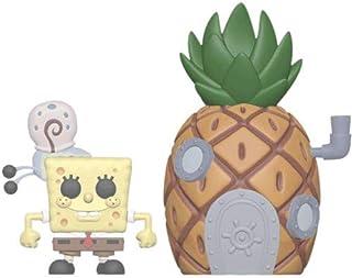 Funko POP! Municipio de Spongebob Squarepants - Esponja con piña