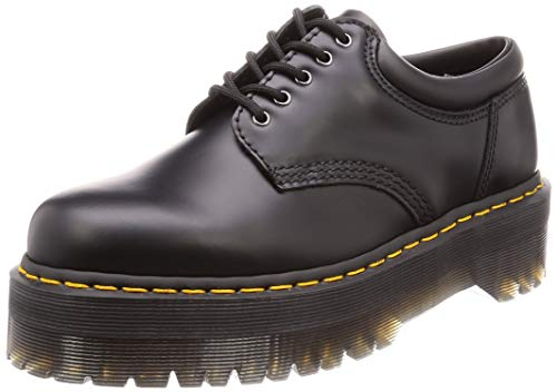 Dr.Martens Unisex 8053 Quad Leder Black Schuhe 43 EU
