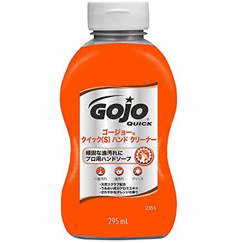 GOJO(ゴージョー) QUICK(S) ハンドクリーナー 295ml 2355