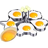 Mbdyvv Panqueques de no Palo/Anillo de Huevo pequeñas Cosas Utensilios de Cocina Diariamente
