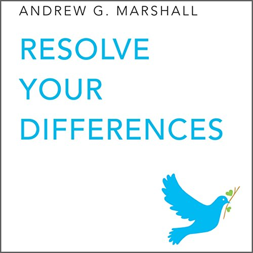 Resolve Your Differences audiobook cover art