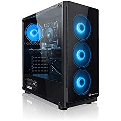 Megaport PC-Gaming AMD Ryzen 5 2600X 6x4.20GHz Turbo • GeForce RTX 3060 12GB • 1000GB HDD • 240GB SSD • 16GB DDR4 • Windows 10 • Wifi • pc da gaming • pc gaming assemblato