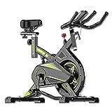 Bicicleta Spinning Profesional,Indoor Cycling LCD Pantalla Electronica Sensor de...
