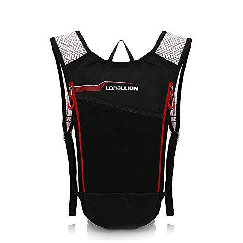 Sac a Dos de vélo CMZ Cross Country Running Water Bag Hommes et Femmes Sac a Dos de vélo Ultra-léger Marathon Équipement de Sport de Plein air