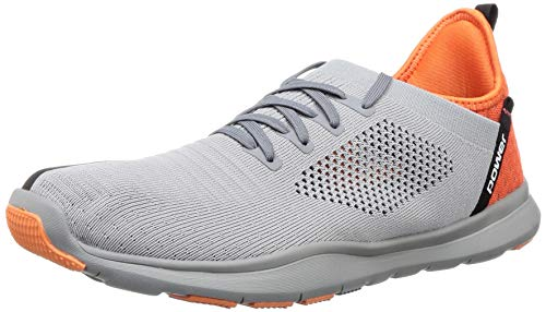 Power Men's Kinetic Voltage Ii Grey Training Shoes-9 (8082004)