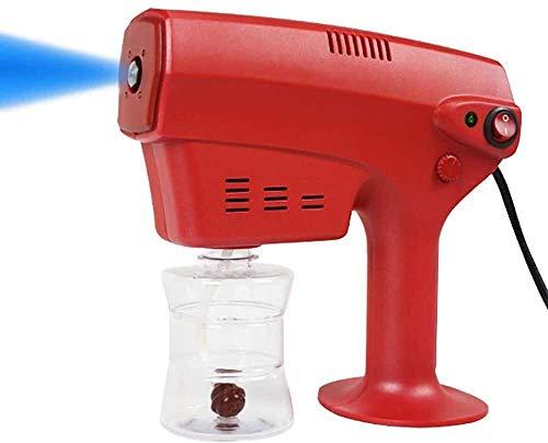 Lade elektrisches ULV-Spritzgerät, elektrisches Ulv-Sprayer-Blaulicht-Nano-Dampf-Spritzpistole, für Heimbüro Desinfektion