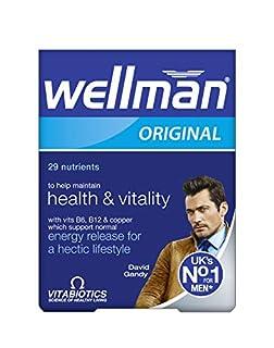 Wellman Vitabiotics Original (B000LNHAZY)   Amazon price tracker / tracking, Amazon price history charts, Amazon price watches, Amazon price drop alerts