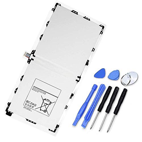 """XITAI 3.8V 36.10Wh T9500C T9500E T9500U Repuesto Batería para Samsung Galaxy Note Pro 12.2"""" SM-P900 SM-P901 SM-P905 with Tools"""