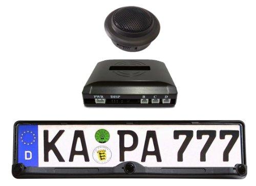 Step1 RP101 Sensori Parcheggio su Portatarga