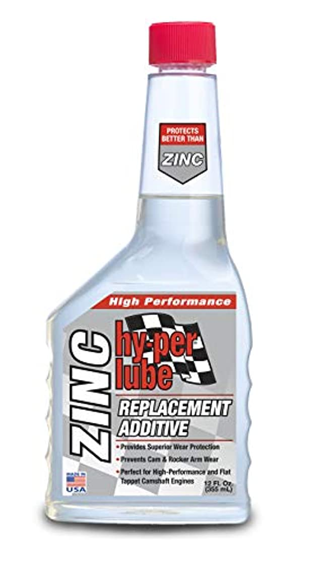 Hy-Per Lube Zinc Replacement Additive - 12 oz.