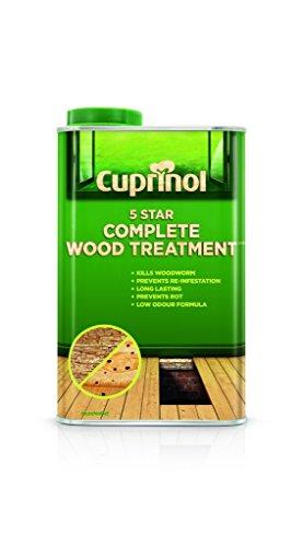 Cuprinol 5 Star Complete Wood Treatment (WB) 1 L