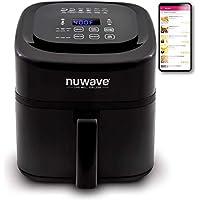 NuWave Brio 6-Quart Air Fryer with App - Refurbished