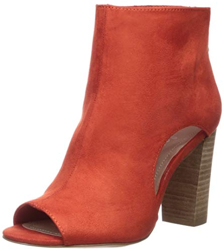 CHARLES BY CHARLES DAVID Women's Fable Pump, Burnt Orange, 7.5 M US